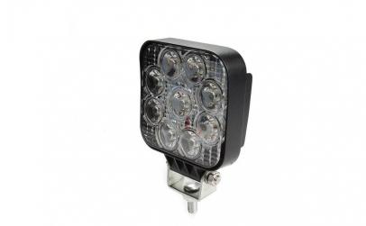 Proiector LED Bar, Off Road, patrat, 27W