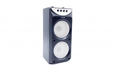 Boxa wireless fm-usb-tf fm radio