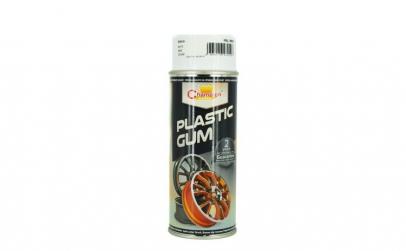 Spray vopsea cauciucata ALB RAL 9003