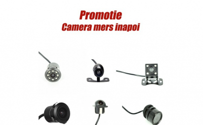 BAX 20 BUCATI Camera mers inapoi