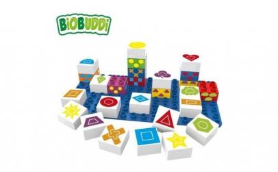 Set de constructie BioBuddi - Simboluri