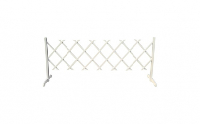 Gard pliabil pentru gradina, 86x200cm,