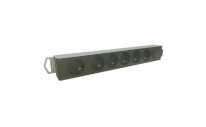Prelungitor 5M 6P K 3X1.5 cu protectie