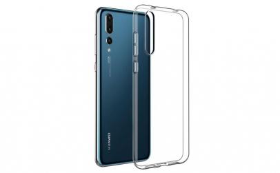 Husa Huawei P20 Pro Flippy 0.3 mm Tpu