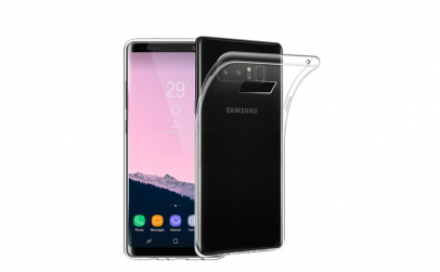 Husa silicon Samsung Galaxy Note 8