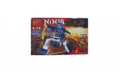 Joc puzzle, Ninja Thunder