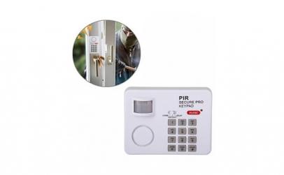 Alarma wireless cu senzor de miscare
