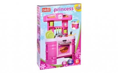 Bucatarie Princess,  16 piese, pentru
