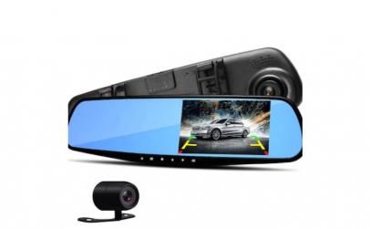Oglinda retrovizoare, camera auto