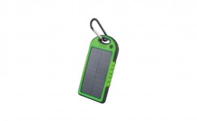 Power bank solar charging forever