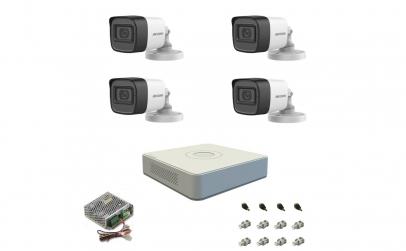 Kit CCTV Hikvision FULL HD