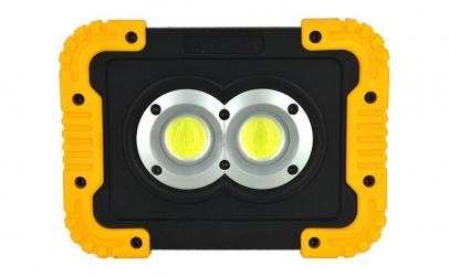 Lanterna reincarcabila LED COB 800lm
