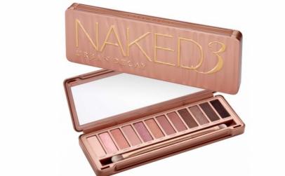 Paleta profesionala machiaj Naked 3