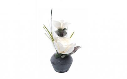 Flori artificiale decorative, vintage,