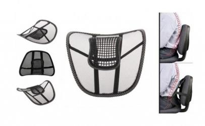 Set  2 perne suport lombar pentru scaun