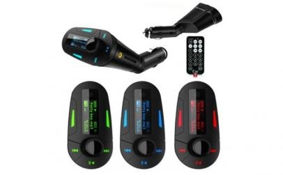 Modulator FM Premium Mp3
