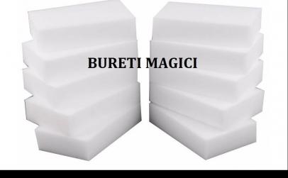 Set de 10 bucati Bureti Magici