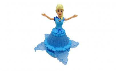 Papusa Princess, albastra