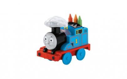 Trenulet Thomas Fisher Price ce