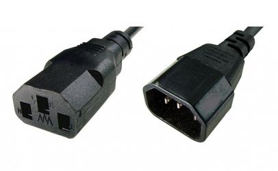 Cablu alimentare monitor, lungime 1,5m