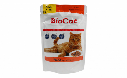 Biocat Plic Ficat In Sos 100gr