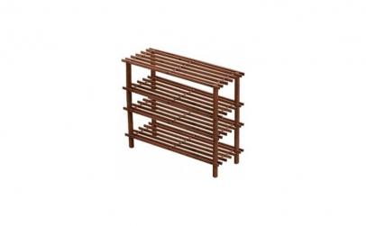 Etajera pentru incaltaminte din lemn