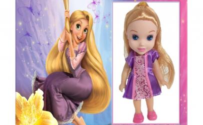 Papusa  Rapunzel