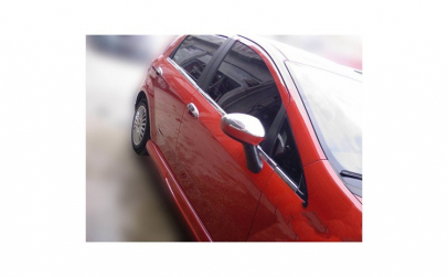 Ornamente crom oglinda Fiat Grande