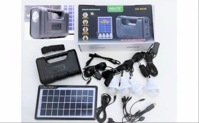 Kit fotovoltaic GD-8038