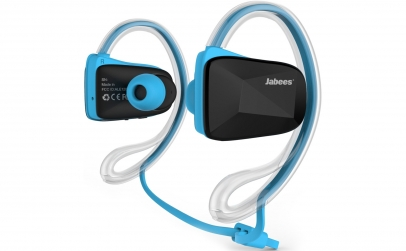Casti Bluetooth sport Jabees Bsport Blue