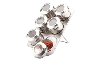 Set condimente din inox