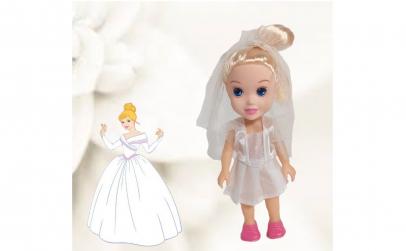 Printesa Cinderella, mireasa