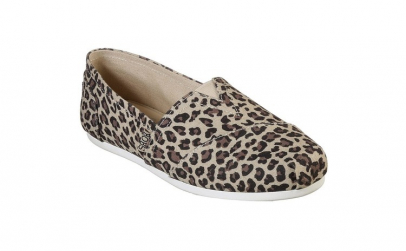 Balerini femei Skechers Bobs Plush-Hot