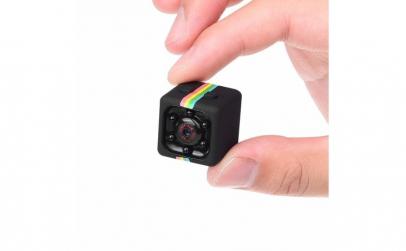 Mini Camera Spion Vision, Full HD cu