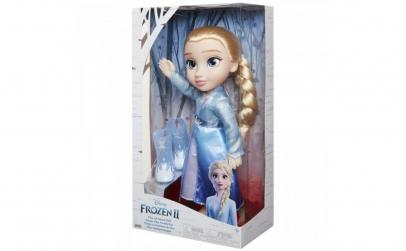 Papusa Disney Frozen II - Elsa, 36 cm