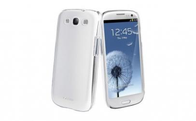 Husa Samsung S3 Flippy Tpu Transparent