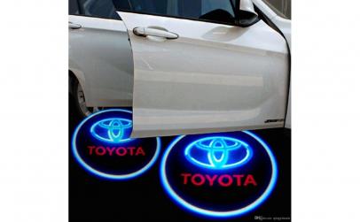 Lampi logo portiere universale Toyota