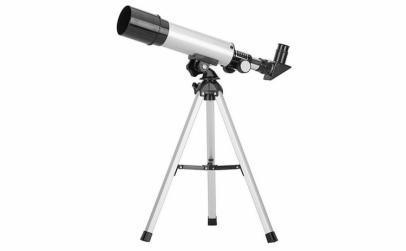 Telescop cu trepied pliabil