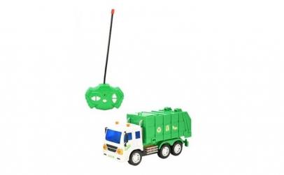 Camion utilitar Toi Toys cu