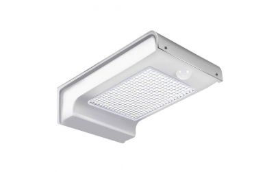 Lampa solara de perete cu 72 leduri