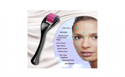 Aparat facial anti age Derma Roller