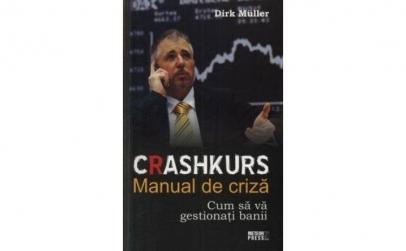 Manual de criza, autor Dirk Muller