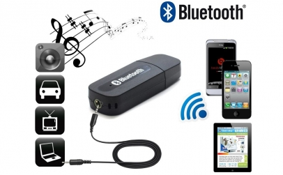 Receiver Audio cu Bluetooth