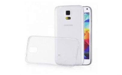 Husa Samsung S5 Flippy Tpu Transparent