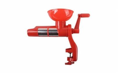 Storcator manual cu sita pentru rosii
