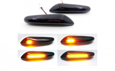 Set 2 lampi semnalizare dinamica bmw