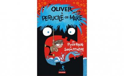 Oliver si perucile de mare PhilipReeve