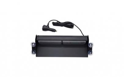 Stroboscop LED auto parbriz COB rosu