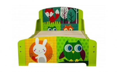 Pat Junior Red Fox  Owl UMPJ01 FOX