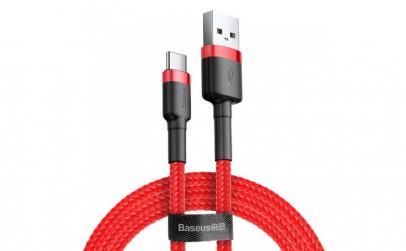 Cablu de date/incarcare Baseus, Cafule